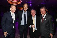 David Moyes, Mark Schwarzer, Ray Lewington and Roy Hodgson