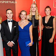 NLD/Amsterdam/20171219 - Inloop NOC/NSF Sportgala 2017,