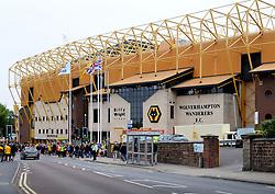General views of the Molineux stadium - Mandatory by-line: Nizaam Jones/JMP - 11/08/2018/ - FOOTBALL -Molineux  - Wolverhampton, England - Wolverhampton Wanderers v Everton - Premier League