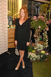 OLIVIA INGE at the launch party for the Mappin & Webb Regents Street branch at 132 Regent Street, London on 19th June 2007.<br />