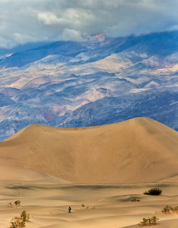 Mesquite Flat Dunes, Death Valley, California