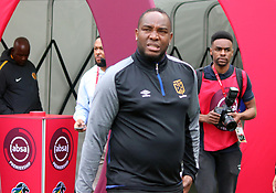 PSL: Coach Benni McCarthy - Cape Town City v Kaizer Chiefs, 15 September 2018