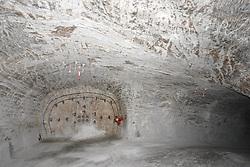 Unter Tage im Erkundungsbergwerk in Gorleben<br /> <br /> Ort: Gorleben<br /> Copyright: Andreas Conradt<br /> Quelle: PubliXviewinG