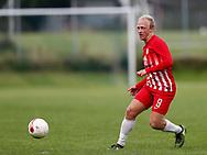 FODBOLD: Jeppe Ødegaard (Espergærde) under kampen i Serie 1 mellem Frem Hellebæk og Espergærde IF den 26. august 2017 ved Nordkysthallen. Foto: Claus Birch