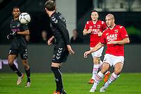ALKMAAR - 19-12-2015, AZ - FC Utrecht, AFAS Stadion, 2-2, AZ speler Ron Vlaar