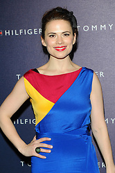 Hayley Atwell at the opening of the new Tommy Hilfiger store on in London on Thursday 1st December 2011. Photo by: i-Images