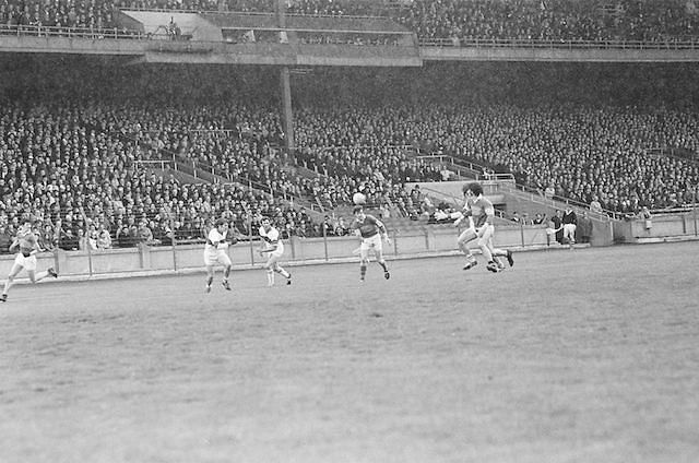 16.05.1971 Football NFL Semi Final Kerry Vs Derry