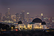 20140630 - Griffith Observatory LA Night Skyline