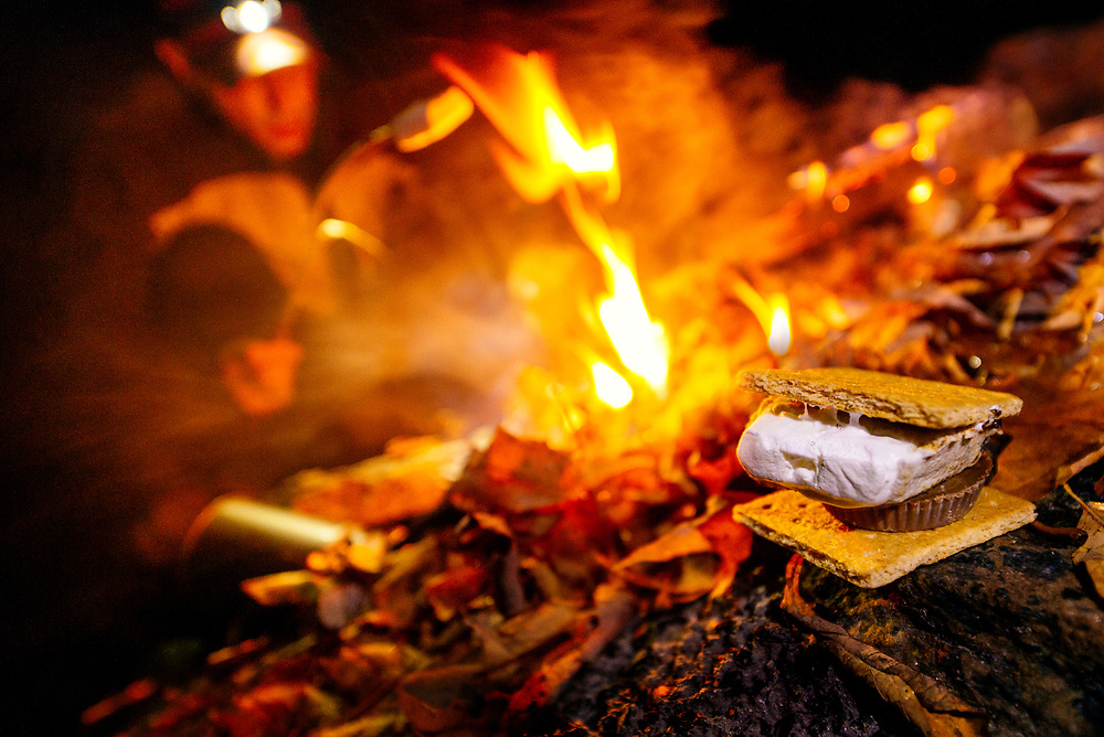 S'Mores in the Adirondacks
