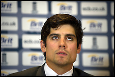 Jan 02 2013 Alastair Cook Press Conference