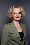 Nora Volkow, M.D., director of the National Institute on Drug Abuse, poses for a portrait in Bethesda, Maryland, on Friday, May 13, 2011.