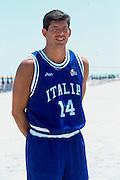 Nazionale a Roseto Degli Abruzzi 1996<br /> flavio carera