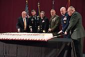 ROTC 100 Cake Cutting