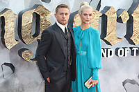 Charlie Hunnam, Poppy Delevingne, King Arthur: Legend of the Sword - European premiere, Leicester Square, London UK, 10 May 2017, Photo by Richard Goldschmidt