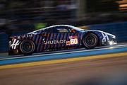 June 10-16, 2019: 24 hours of Le Mans. 60 KESSEL RACING, FERRARI 488 GTE, Andrea PICCINI, Sergio PIANEZZOLA, Claudio SCHIAVONI,