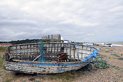 Sizewell beach, Suffolk UK