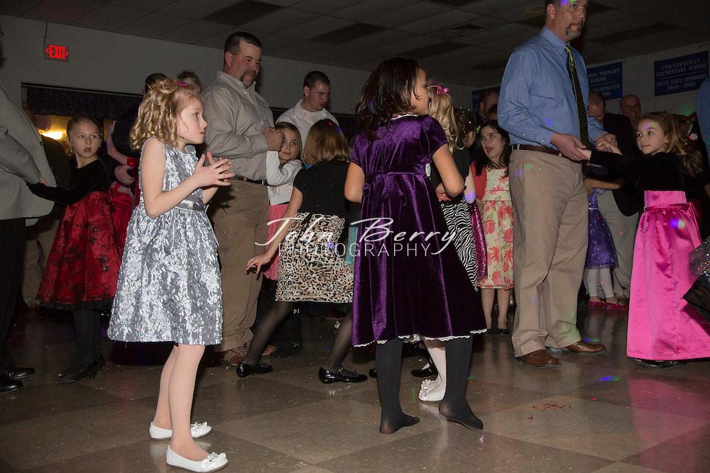 February 07, 2014.  Madison Primary School.  Princess Ball 2014.