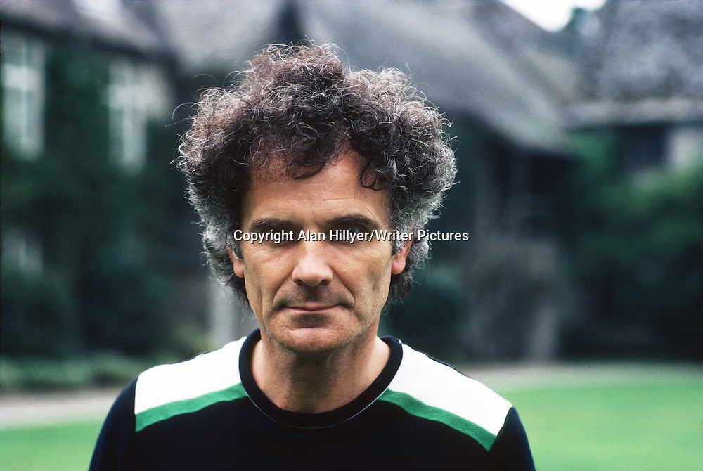 Sir Peter Maxwell-Davies photographed in Dartington Hall. circa August 1982<br /> Picture by: Alan Hillyer/Writer Pictures<br /> <br /> WORLD RIGHTS