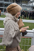 HANNAH BURTON, The Cheltenham Festival Ladies Day. Cheltenham Spa. 11 March 2015