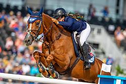 Goldstein Danielle, ISR, Lizziemary<br /> World Equestrian Games - Tryon 2018<br /> © Hippo Foto - Stefan Lafrentz
