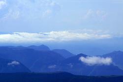 Coqueiros nas montanhas de Imbituba, SC.<br /> FOTO: Jefferson Bernardes / Preview.com