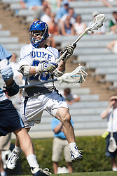 26 April 2009: Duke Blue Devils midfielder Mike Catalino (29) during a 15-13 win over the North Carolina Tar Heels during the ACC Championship at Kenan Stadium in Chapel Hill, NC.