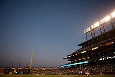 20100430 - Colorado Rockies at San Francisco Giants (Major League Baseball)