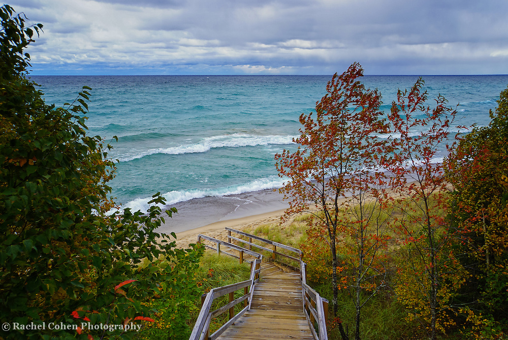 &quot;Stairway to Lake Superior&quot;<br />