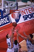 Europei Grecia 1995<br /> rusconi, carera