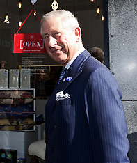 SEP 10 2013 The Prince of Wales Opens Trusts