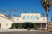 California Citrus State Historical Park visitors center in Riverside California.