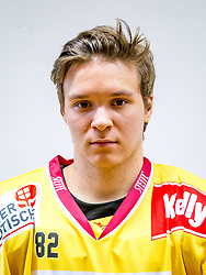 21.08.2013, Albert Schultz Halle, Wien, AUT, EBEL, Spielerportraits UPC Vienna Capitals, im Bild Mario Seidl, (UPC Vienna Capitals, #82)// during UPC Vienna Capitals Player Portrait Session at the Albert Schultz Halle, Wien, Austria on 2013/08/21. EXPA Pictures © 2013, PhotoCredit: EXPA/ Sebastian Pucher