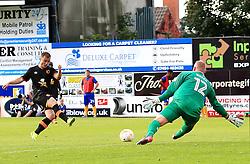 Shaun Maloney of Hull City fires a shot at goal  - Mandatory by-line: Matt McNulty/JMP - 19/07/2016 - FOOTBALL - One Call Stadium - Mansfield, England - Mansfield Town v Hull City - Pre-season friendly