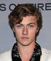 October 24, 2016 - Los Angeles, California, U.S. - Lucky Blue Smith arrives for the InStyle Awards 2016 at the Getty Center. (Credit Image: © Lisa O'Connor via ZUMA Wire)