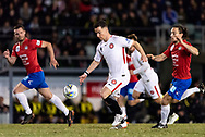 Western Sydney Wanderers player Alexander Baumjohann (10) at the FFA Cup Round 16 soccer match between Bonnyrigg White Eagles FC v Western Sydney Wanderers FC at Marconi Stadium in Sydney.