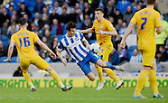 Brighton & Hove Albion v Preston North End  25/10/2015