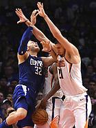 Los Angeles Clippers v Phoenix Suns - 21 October 2017