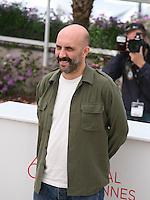 Gaspar Noe, at the 7 Dias En La Habana photocall at the 65th Cannes Film Festival France. Wednesday 23rd May 2012 in Cannes Film Festival, France.