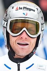 13.03.2010, Goudyberg Herren, Garmisch Partenkirchen, GER, FIS Worldcup Alpin Ski, Garmisch, Men Slalom, im Bild Lizeroux Julien, ( FRA, #7 ), Ski Dynastar, EXPA Pictures © 2010, PhotoCredit: EXPA/ J. Groder