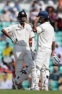 Cricket - India v New Zealand 3rd Test D3