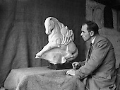 1953 - 22/10 John Haugh Sculptor
