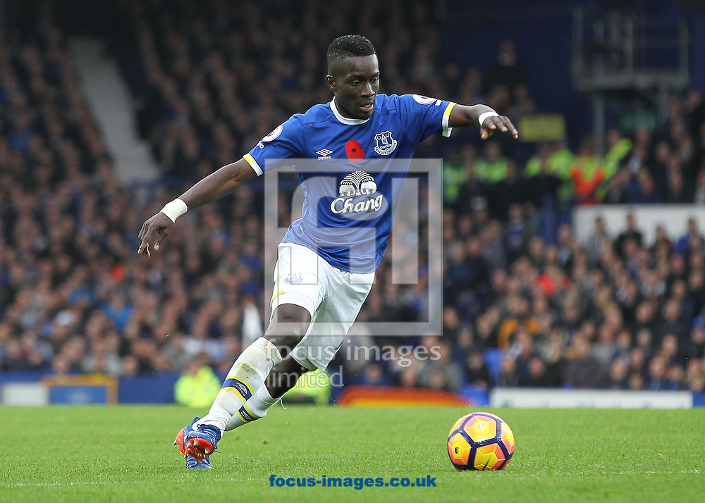 Idrissa Gueye of Everton in action against West Ham United during the Premier League match at Goodison Park, Liverpool.<br /> Picture by Michael Sedgwick/Focus Images Ltd +44 7900 363072<br /> 30/10/2016