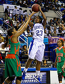 Hampton Lady Pirates beat Florida A&M 59-39