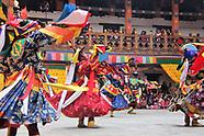 Punakha Festival in Bhutan