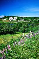 Anne of Green Gables Museum at Silver Bush, near Park Corner, Prince Edward Island, Canada