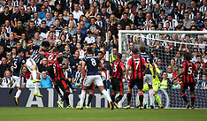 West Bromwich Albion v AFC Bournemouth - 12 Aug 2017