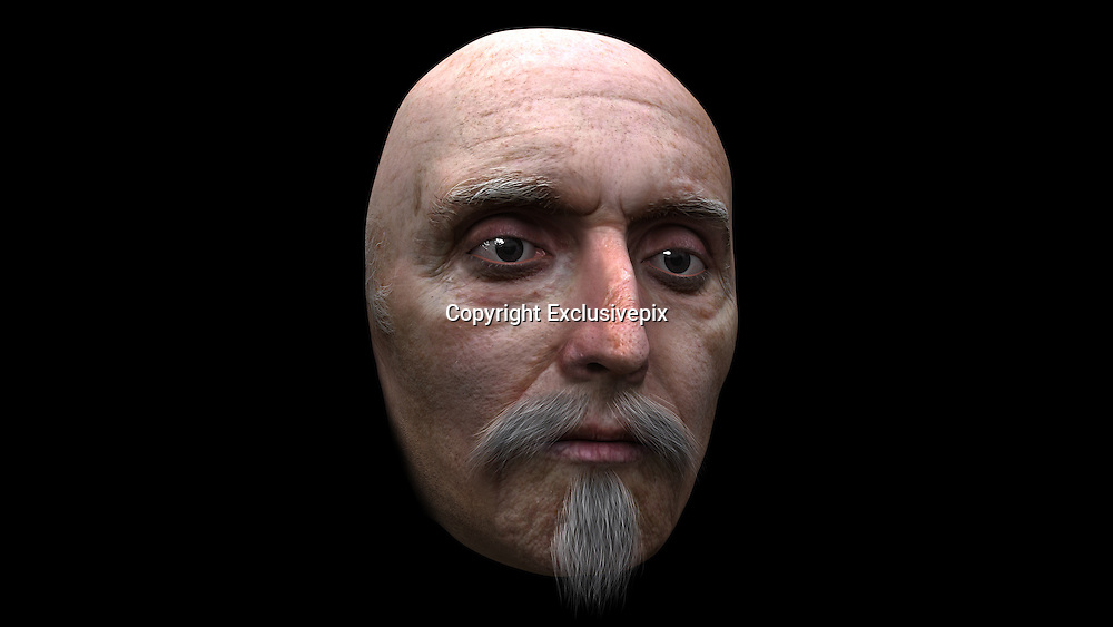 9/5/2010 - Germany - Exclusive <br /> 3D or not 3D? Scientists recreate warts-and-all 'image' of Shakespeare... but have they got the right man?<br /> <br /> Scientists have used state-of-the-art 3D computer technology to create what they say is the first true likeness of William Shakespeare.The image shows every wrinkle on the playwright's face and the figure's haunted stare is radically different from existing images which purport to be of the Bard.The warts-and-all image is featured in a TV documentary called Death Masks, due to be screened on the History Channel on September 13. Director Stuart Clarke said: 'The results from this forensic examination are startling. 'They show strong evidence both forensically and historically that this 3D model may be, in fact, the way Shakespeare looked in life. 'Breakthroughs in computer imaging mean we may have to rewrite the history books on Shakespeare.'Clarke's team have also produced 3D likenesses of Napoleon, Julius Caesar, George Washington and Abraham Lincoln. The recreations are based on scans taken from death masks&nbsp; -&nbsp; and in some cases masks made during life.The producers of the show claim that the images will challenge viewers' perceptions of what some of history's most famous figures looked like.The image of Napoleon is said to be significantly different from that which the French have become accustomed to, while the 'real' face of Washington is nothing like his image on the dollar bill.But the recreation of Shakespeare is likely to cause the most controversy. The Bard's true likeness has been the subject of speculation for centuries and many experts dispute that the death mask used in the programme is Shakespeare's.It was found in Darmstadt, Germany, in the 1840s and German scientists linked it to Shakespeare after carrying out a series of tests.They say it proves the writer suffered from cancer towards the end of his life.<br /> &copy;Nigel Blundel/History Channel/Exclusivepix