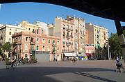 Barceloneta, Barcelona, Spain