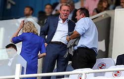 Harry Redknapp in the stands before the Sky Bet Championship match at the Madejski Stadium, Reading.