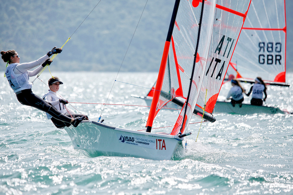 Italy	29er	Women	Crew	ITACG36	Claudia	Gambarin<br />